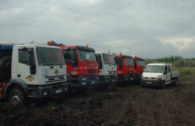 Jászkisér-Pély árvíztározó építése